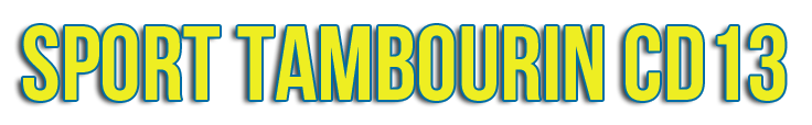 Sport tambourin CD13 Logo